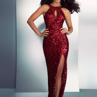 Twelve by Mac Duggal 3434AT Evening Gown