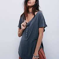 We The Free Womens We The Free Weekender Henley