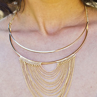 Channy Layered Collar Necklace