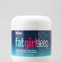 bliss FatGirlSleep Cream