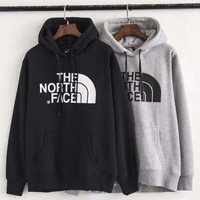 ICIKJH2 The North Face Fashion Print Hoodie Pullover Sweatshirt Top Sweater