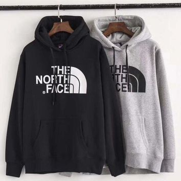CREYHD2 The North Face Fashion Print Hoodie Pullover Sweatshirt Top Sweater