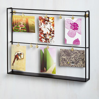 Dorm Decor Chill Hangs Photo Display by ModCloth