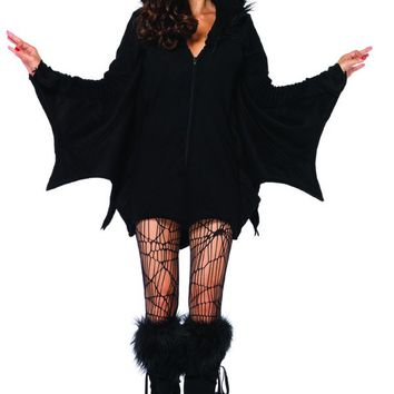 Cozy Bat Girl Costume