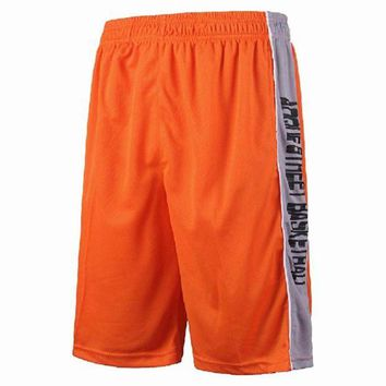 VLXZRBC Basketball running shorts with pocket Pants Shorts Mens basketball Jersey Football Soc