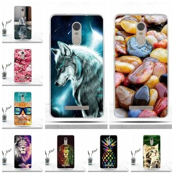 For Xiaomi Redmi Note 3 Pro Case Cartoon Silicone Phone Cover for Xiomi Redmi Note 3 Note3 Soft TPU Case for Redmi Note 3 Cover
