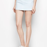 Netton Denim Mini Skirt