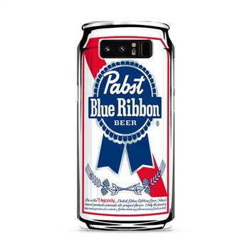 Pabst Blue Ribbon Samsung Galaxy Note 8 Case