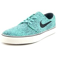 Nike Mens Zoom Stefan Janoski Prem Crystal Mint Black Skate Shoe