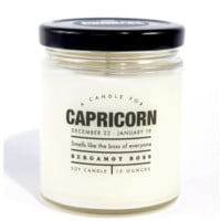Astrology Candle | Capricorn