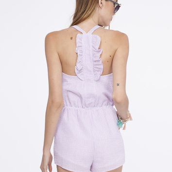 Ruffle Their Feathers Romper