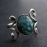 Turquoise Ring by paigem1654 on Sense of Fashion