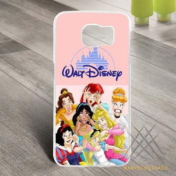 Disney Characters Custom case for Samsung Galaxy