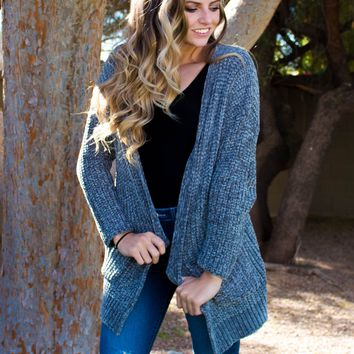 The One and Only Cardigan - Grey