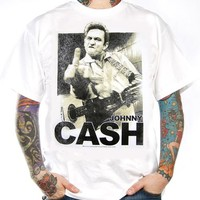 Johnny Cash T-Shirt - Finger