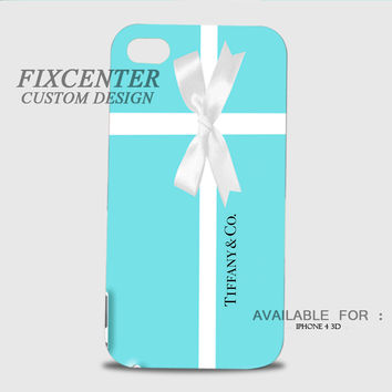 Tiffany Blue Box 3D Cases for iPhone 4,4S, iPhone 5,5S, iPhone 5C, iPhone 6, iPhone 6 Plus, iPod 4, iPod 5, Samsung Galaxy Note 4, Galaxy S3, Galaxy S4, Galaxy S5, BlackBerry Z10 phone case design