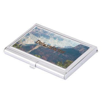 Grand Canyon Business Card Case