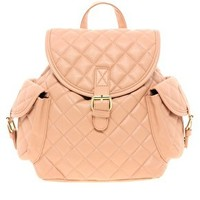 ASOS Mini Quilted Backpack at asos.com