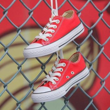 a30013a12c60 Converse Girls Boys Children Baby Toddler Kids Child Durable Can