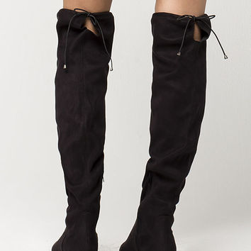 SODA Over The Knee Womens Boots | Boots & Booties