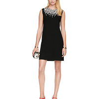 Kate Spade Embellished Sweater Dress