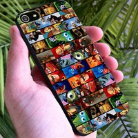 Pixar VS DreamWorks - iPhone 5 Case