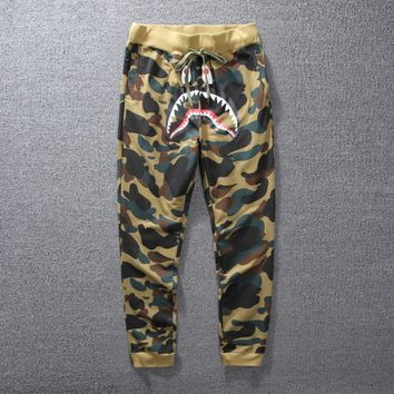 Men's Fashion Men Casual Pants [136012136467]
