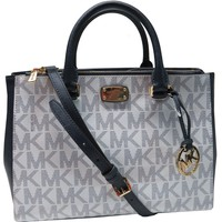 Michael Kors Kellen Medium Satchel Crossbody Bag