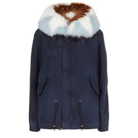 Mr & Mrs Italy Saline Mini Parka | Harrods.com