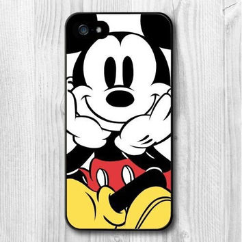 New Mickey Tropsch Chin Cute Charming Case Cover For iPhone 4 4S 5 5S 5C 6 6S 6PLUS 6S PLUS 7