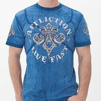 Affliction Royale Rust T-Shirt