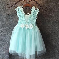 Girls dress cartoon puppy dog love heart-shaped dress baby dress Kids clothing dress Alternative Measures - Brides & Bridesmaids - Wedding, Bridal, Prom, Formal Gown