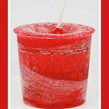 Courage Reiki Charged Herbal Votives