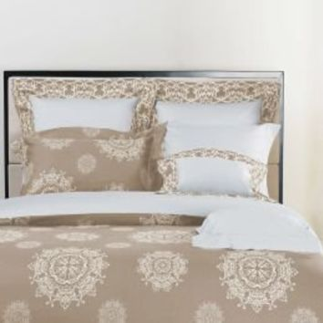 Westone Medallion Taupe Bedding by Westone Bedding; Comforters, Comforter Sets, Bed In A Bag, Bedspreads, Quilts & Duvets: The Home Decorating Company