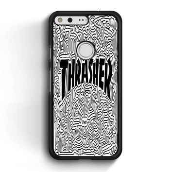 The Mazes Thrasher Google Pixel Case