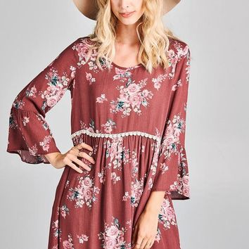 Sweet Curves - Take On the World Tunic