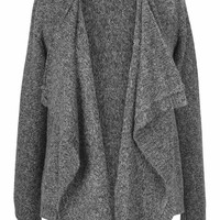 Cupshe Your Poison Chic Button Sweater Cardigan