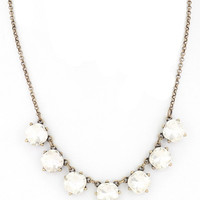 Strand of Bling Necklace