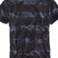 AEO Men's Vintage Palms T-shirt (Grey Branch)