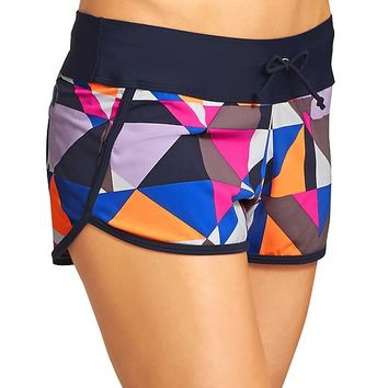 Athleta Womens Windansea Kata Swim Short