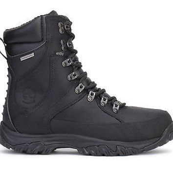 "Timberland Mens 8"" Insulated WP Boot Thorton Black 5853A"