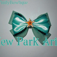 Park Ariel Inspired Bow