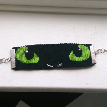 Toothless friendship bracelet - Custom
