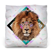 Isilwane Throw Pillow