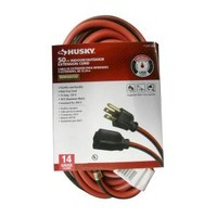 Husky 50 ft. 14/3 Extension Cord AW62608 at The Home Depot - Mobile