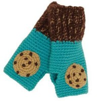 Serve Chilled Wrist Warmers in Smart Cookie | Mod Retro Vintage Gloves | ModCloth.com