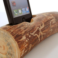 iPhone docking station / iPod docking station - sync, charge, can serve as iPhone / iPod stand, new iPhone 5 compatible