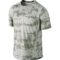 Nike Men's Miler Graphic Running Shirt - Dick's Sporting Goods