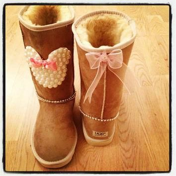 Designed for You A Pleasantly Ugg