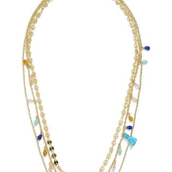 BaubleBar Brynn Layered Chain Necklace | Nordstrom